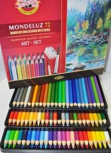 Aquarelpotloden-72 kleuren