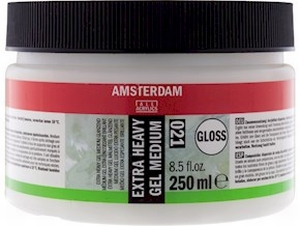 Amsterdam Extra heavy gel medium Glans