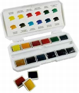 aquarelverf set
