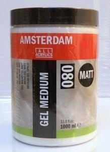 Amsterdam gel medium matt<br />1000ml