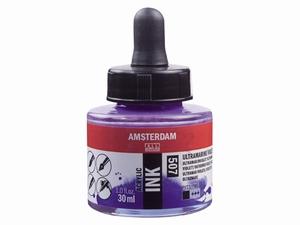 Ultramarijn violet