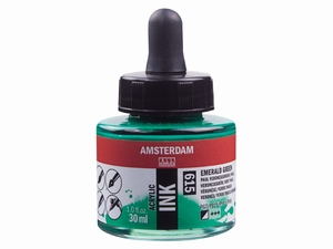 Emerald groen<br />30 ML
