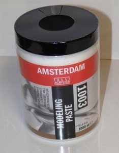 Amsterdam modelleerpasta<br />1000ml
