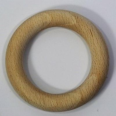 Houten ring 56x9 mm
