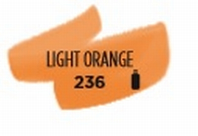 Licht oranje 236