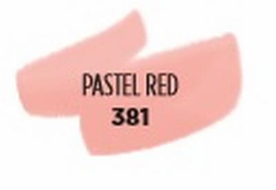 Pastel rood 381