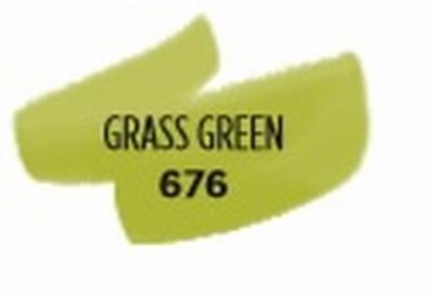 Grasgroen 676