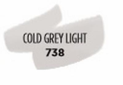 Koudgrijs licht 738