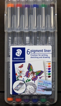 Fineliners 0,3mm kleur