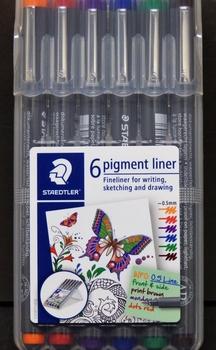 Fineliners 0,5mm kleur