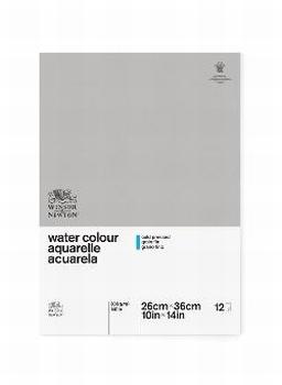 Aquarelblok 26x36cm