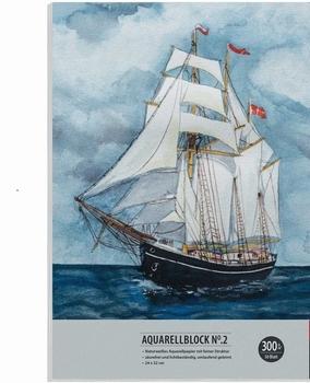 Aquarelblok 36x48cm