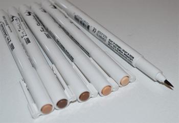 Brushpen penseelstift