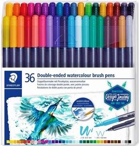 Aquarelstfiten 36 kleuren