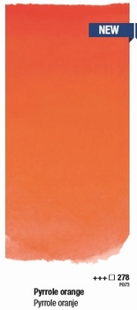 Pyrole oranje