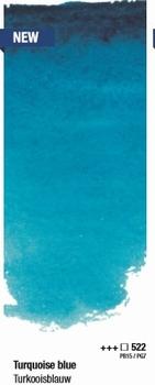 Turkoois blauw