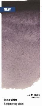Dusk violet