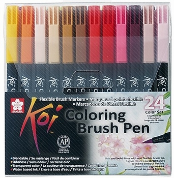 Koi penseelstiften