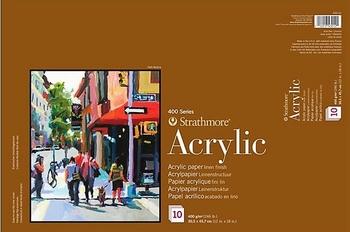 Acrylverf blok Strathmore