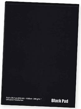 Black pad A3