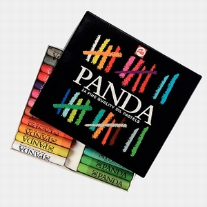 Talens-Panda oliepastels