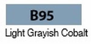 Light Grayish Cobalt