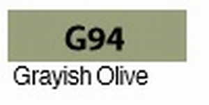 Grayish Olive