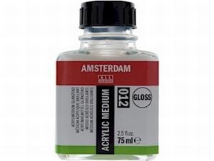 Acrylmedium Glans