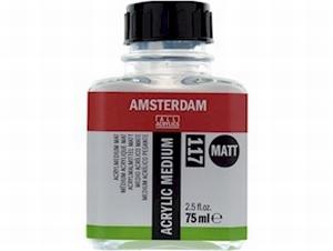 Acrylmedium Matt
