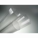 Transparant folie 0,4 mm dik A3