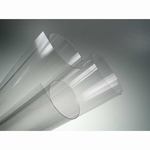 Transparant sheets helder 50x70cm