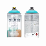 Glass Paint Teal