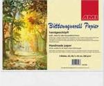 Aquarelpapier Handgeschept B4