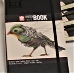 Sketch book 13x21cm