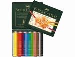 Faber-Castell polychromos 24 kleuren