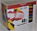 Amsterdam acrylverf 48x20ml