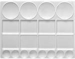 Schilders palet 32x24,5