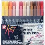 Koi brushpen 48 kleuren
