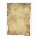 Oorkonde papier A3