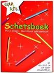 Schetsboek A3