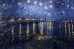Van Gogh sterrennacht
