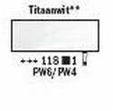titaanwit (lijnolie) 40ml