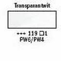transparant wit