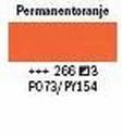 permanent oranje 40ml