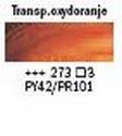 transparant oxyde oranje