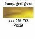 transparant geel groen 40ml