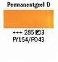 permanent geel donker 40ml