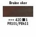 bruine oker
