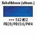 kobalt blauw ultramarijn