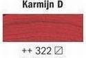 Karmijn donker 40 ml